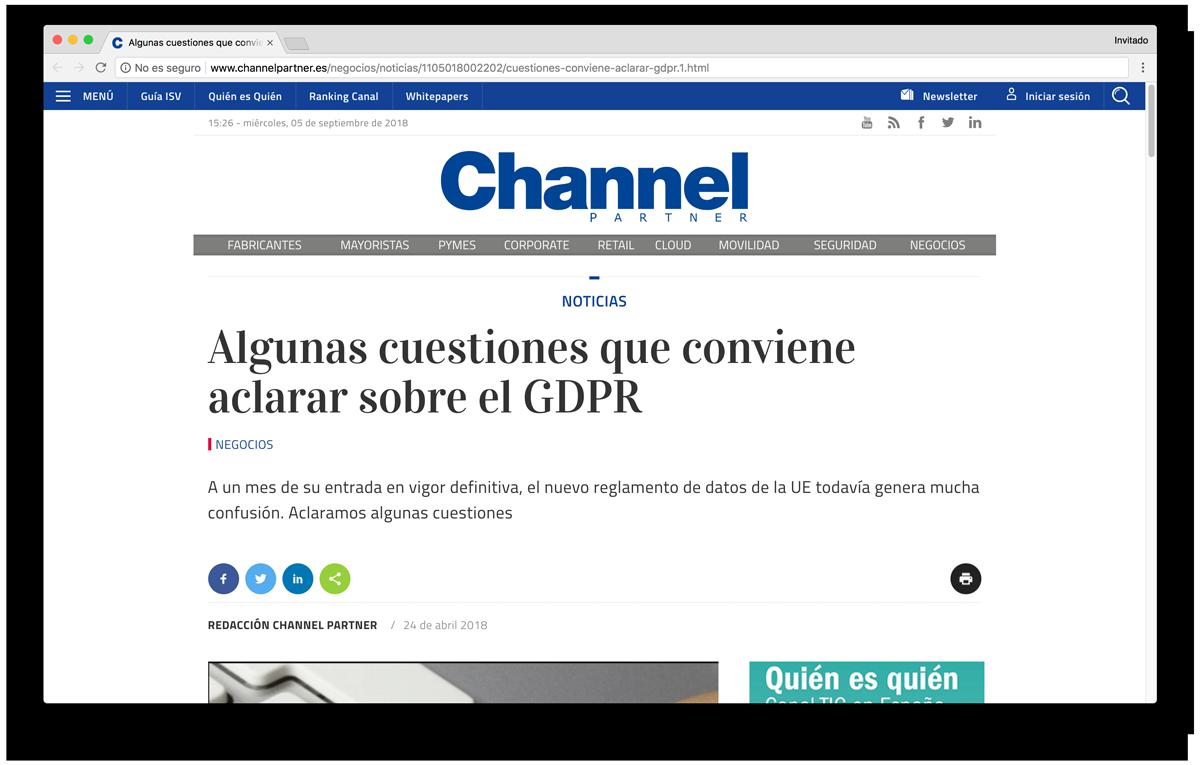 Papyrum in ChannelPartner
